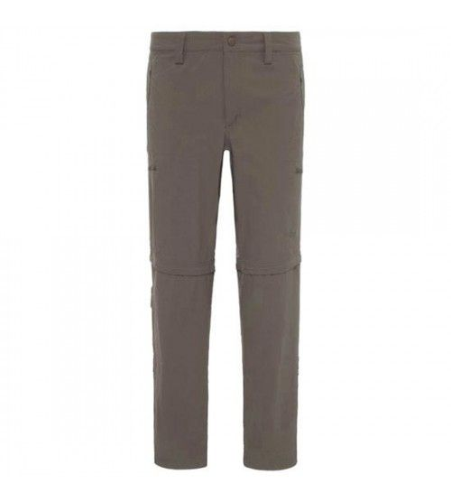 Pantalones The North Face Exploration Convertible Weinmaraner