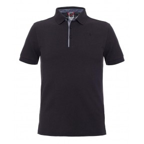 Polo The North Face Premium Pique Black