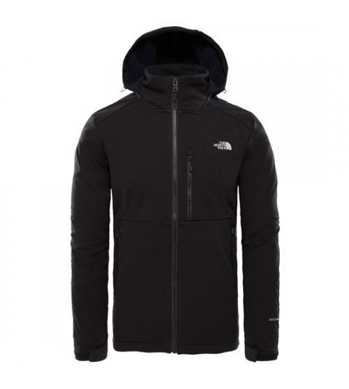 The North Face Soft Shell Kabru Hood