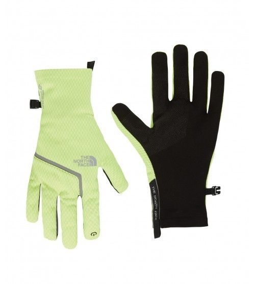The North Face Gore Close Fit Gloves Bright Yellow