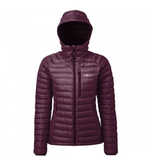 Chaqueta Plumas Rab Microlight Alpine Jacket Women