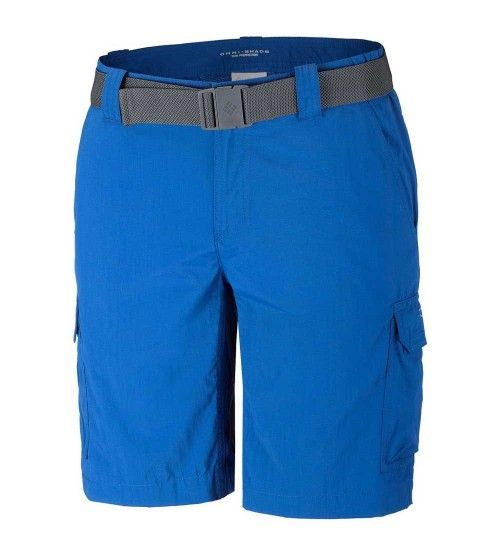Columbia Silver Ridge Cargo Short Blue