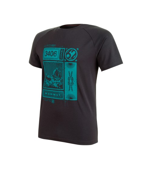 Mammut Mountain T-Shirt Azul