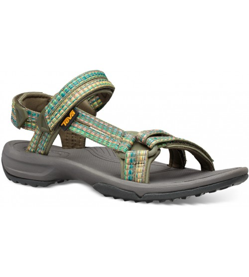Sandalia Teva W Terra Fi Leather