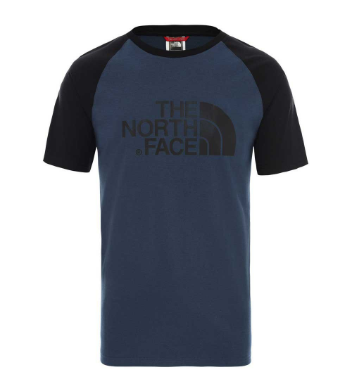 The North Face Ranglan Easy Tee Blue