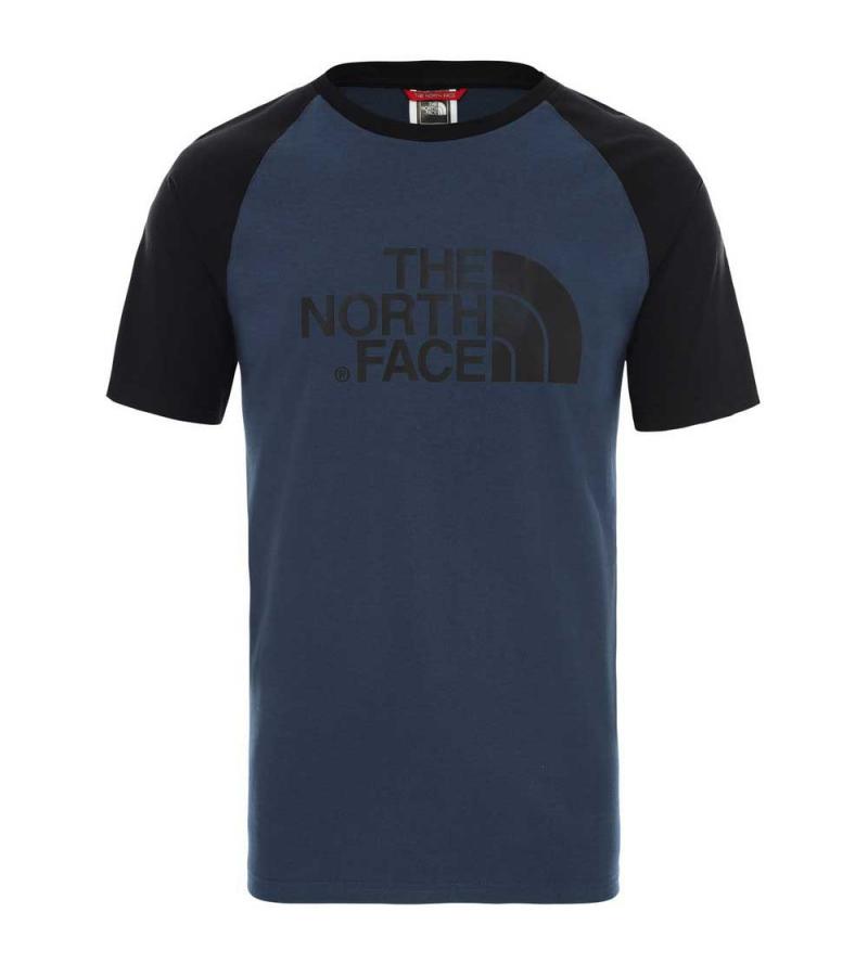 The North Face Ranglan Easy Tee Blue