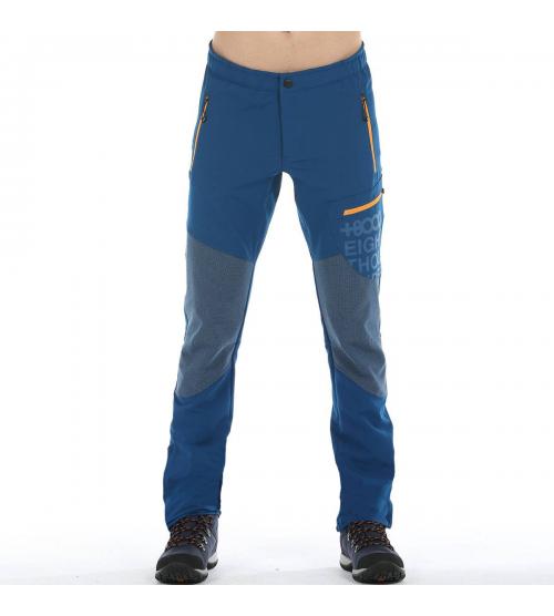 Pantalón Montaña +8000 Black Blue