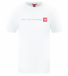 The North Face SS NSE Tee Blanca
