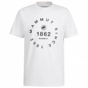 Mammut Seile T-Shirt white