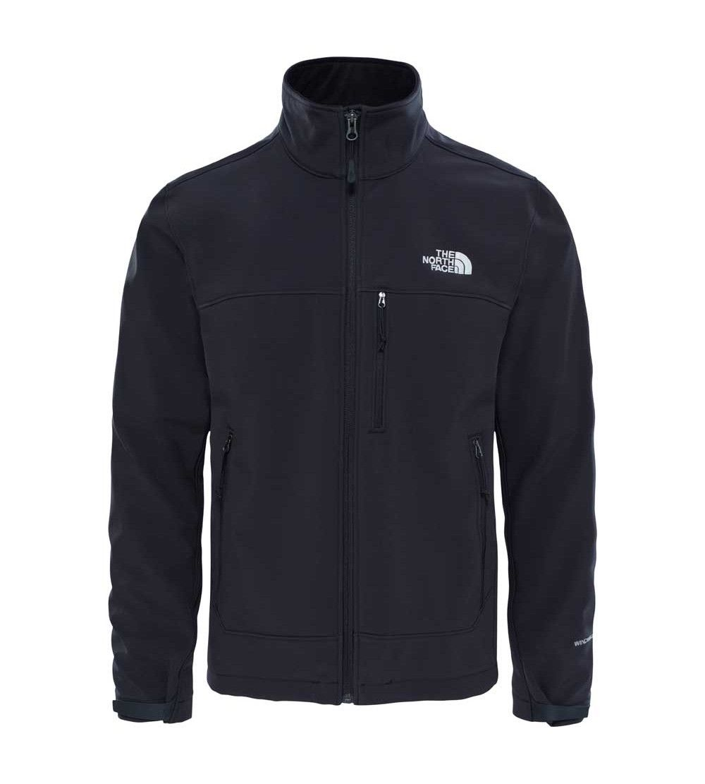 chaquetas softshell north face